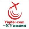 访问一起飞国际机票网的企业空间