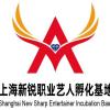访问上海新锐职业艺人孵化基地的企业空间