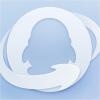 访问weiq自媒体平台在线客服的企业空间