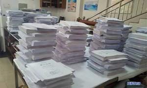 资料复印、装订