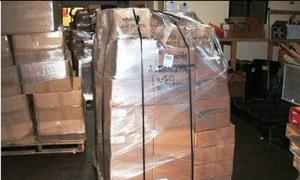 货物在国外进行安全运输包装