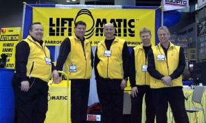 LIFTOMATIC展会