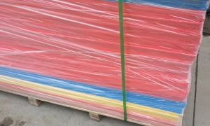 0.5密度彩色PVC