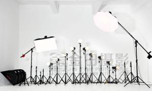 金田摄影·深圳店·影棚设备
