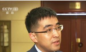 《新闻联播》报道91科技集团董事长、党支部书记许