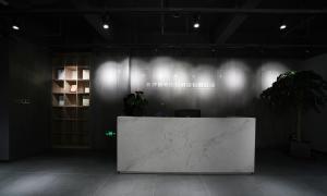 新办公室——公司前台