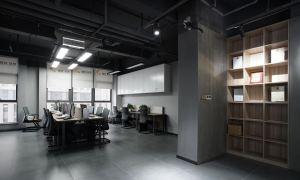 新办公室——办公区一角