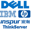 IBM HP DELL 浪潮 Thinksverver